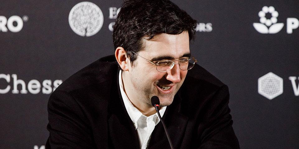 Крамник покинул тройку лучших рейтинга ФИДЕ