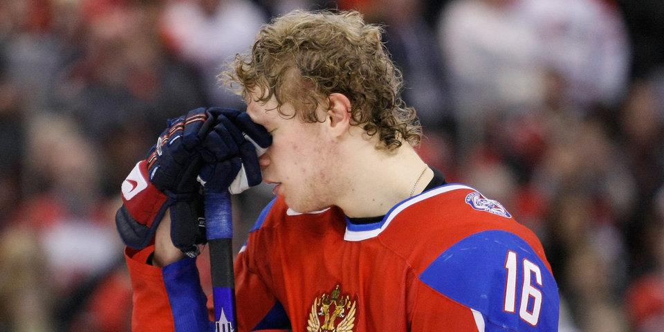 Сергей Андронов: «Эти удаления где-то ломали игру сборной России»