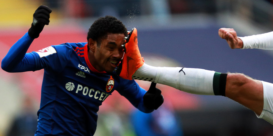 ЦСКА поздравил Витинью с днем рождения