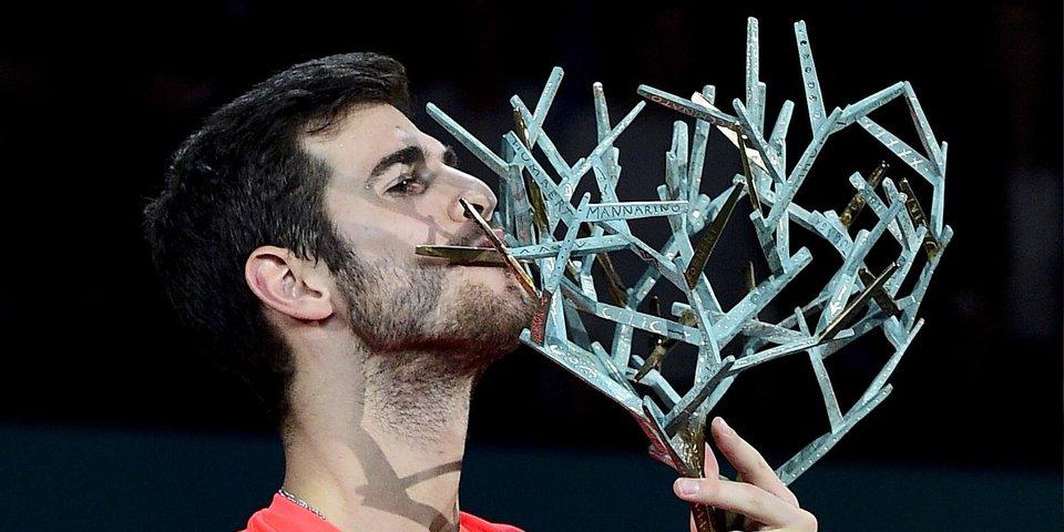 Хачанов поднялся на семь позиций в рейтинге АТР, Джокович вновь стал первой ракеткой мира