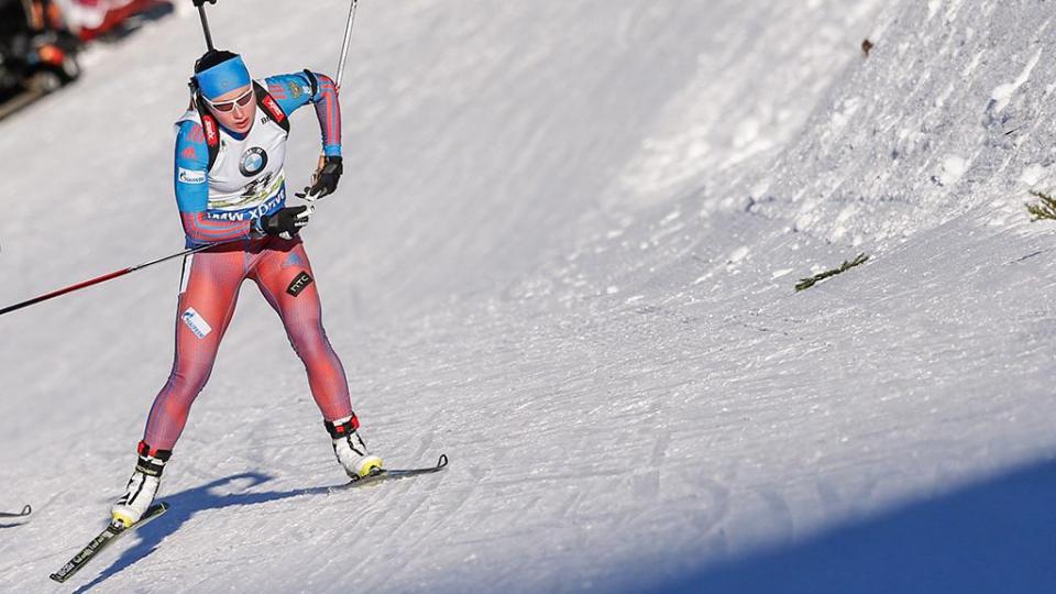 Россиянки пришли на финиш на 4 минуты позже чемпионок