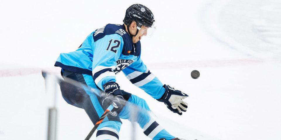 Российский хоккеист Торченюк перешел в «Оденсе»