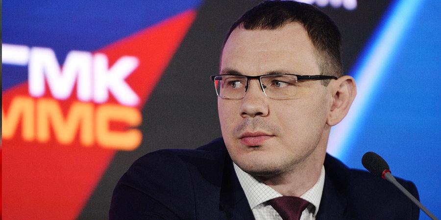 Егор Мехонцев: «Юновидов — главное открытие турнира «Лига Ставок. Кубок Матч! Боец»