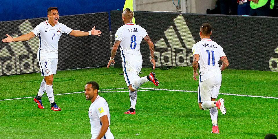 Жан Босежур: «Сборная Чили очень достойно провела Кубок конфедераций»