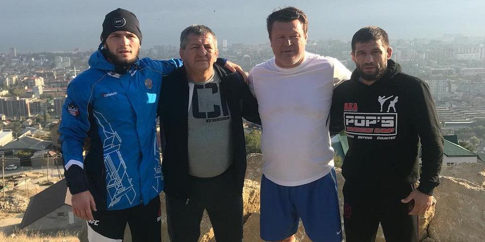 Тактаров рассказал о состоянии Абдулманапа Нурмагомедова