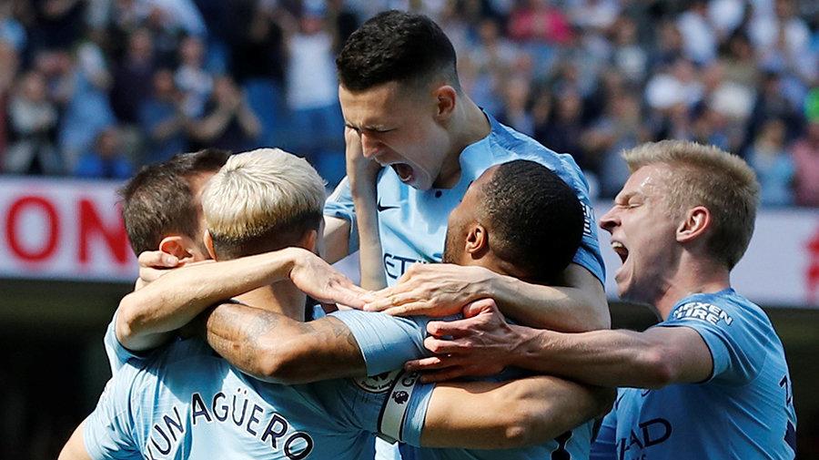 Гол Фодена помог «Манчестер Сити» обыграть «Тоттенхэм» после вылета из ЛЧ