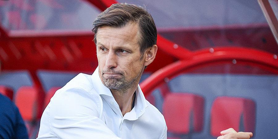 Сергей Семак: «У нашей сборной прекрасные шансы в матче со Словакией»