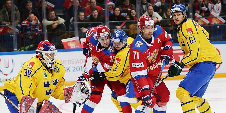 10 фото, в которых весь матч России и Швеции