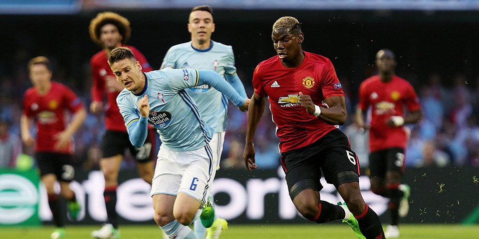 «Сельта» – «Манчестер Юнайтед»: гол Рэшфорда и лучшие моменты
