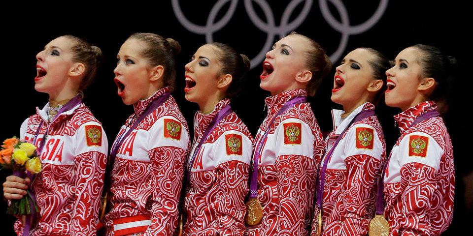 Сегодня представят новую форму олимпийской сборной России. Какой она была раньше?