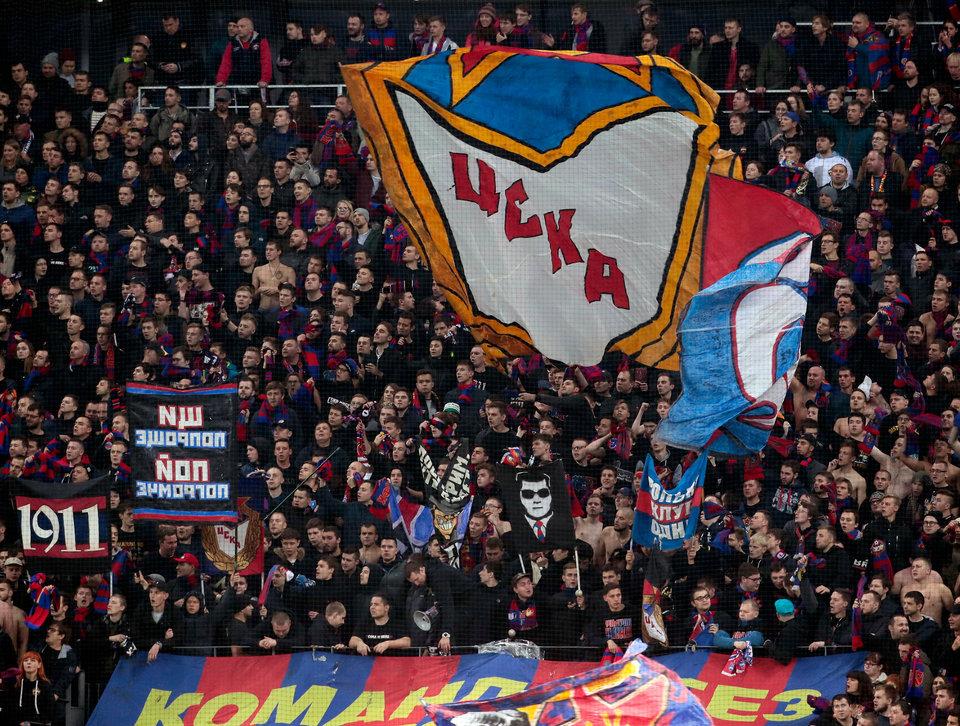 Римская полиция пока не задержала напавшего с ножом на фаната ЦСКА