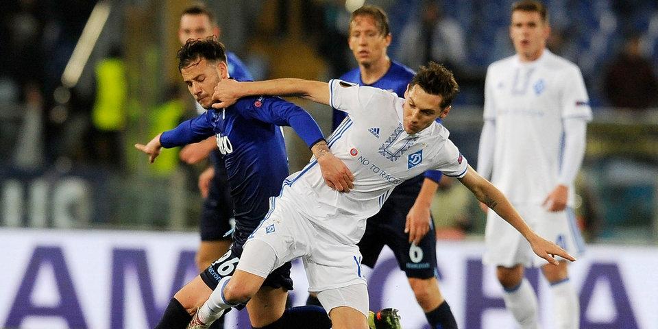 Киевское «Динамо» ушло от поражения в Риме, обидчик «Спартака» не устоял в Марселе
