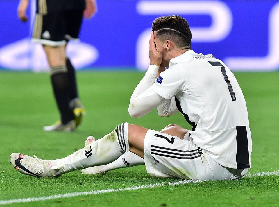 Источник: Роналду не собирается покидать «Ювентус»