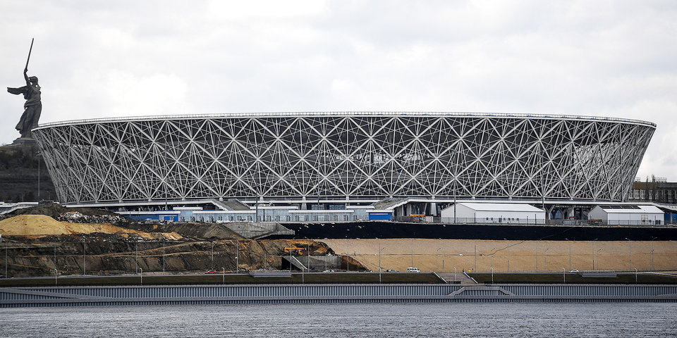 На содержание стадиона ЧМ-2018 в Волгограде потребуется до 350 миллионов рублей в год
