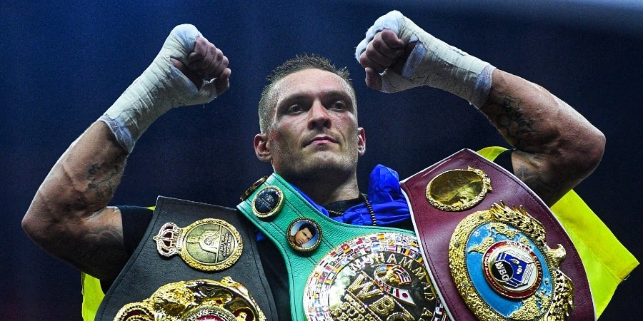 Александр Усик: «Знаю, многие не хотели моей победы над Джошуа»