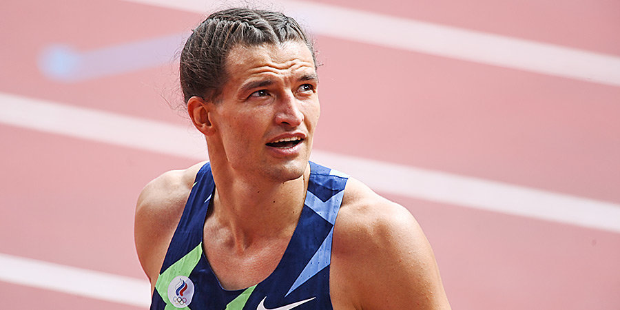 Шкуренёв вышел на седьмое место в соревнованиях десятиборцев на Олимпиаде
