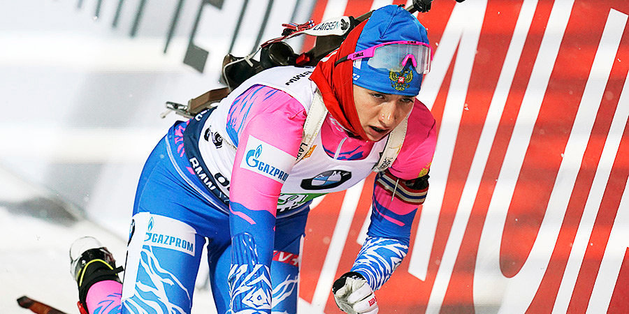 Елисеев принес России первую медаль нового сезона! Миронову подвела стрельба, но как она хороша ходом! Видео