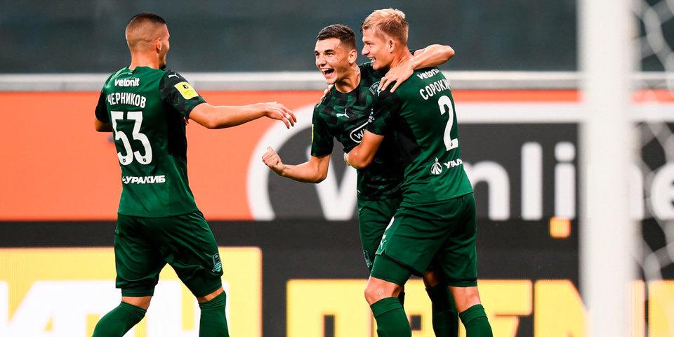 «Краснодар» и «Арсенал» назвали стартовые составы на матч РПЛ
