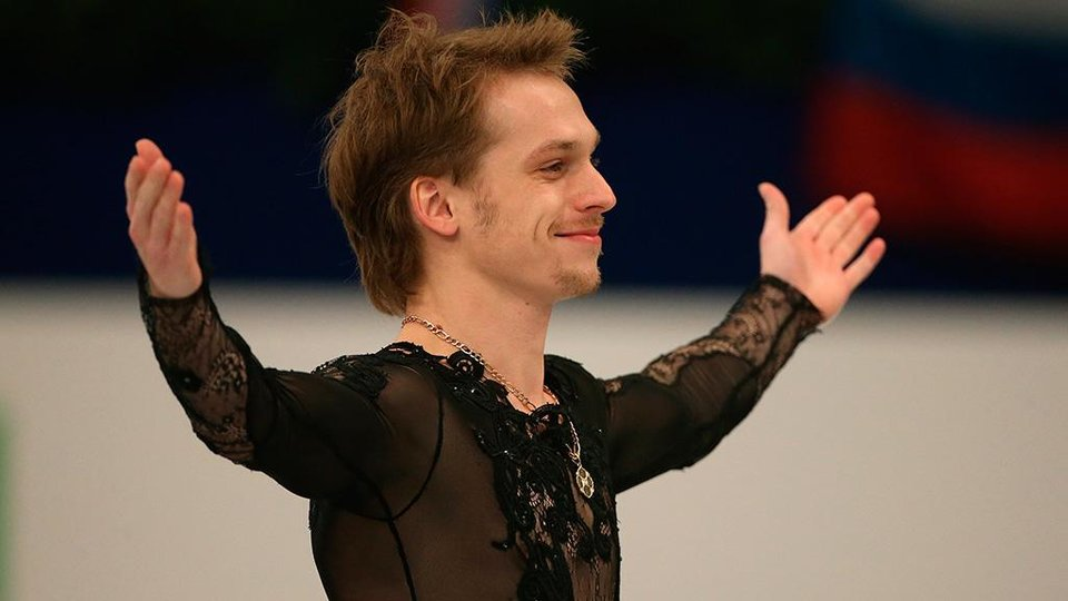 Воронов завоевал бронзу в Лейк-Плэсиде и выступит в финале Гран-при