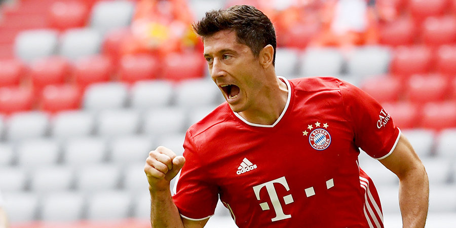 «Бавария» разгромила «Майнц», проигрывая по ходу встречи со счетом 0:2