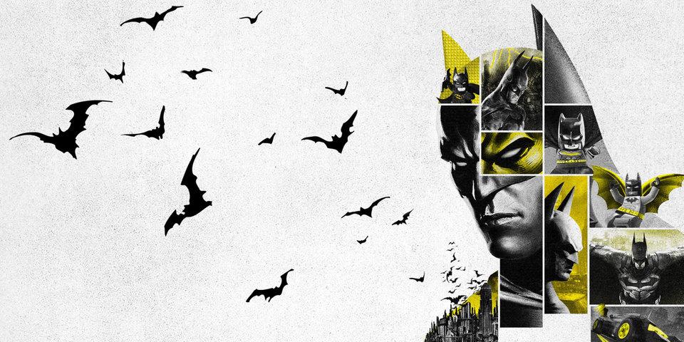 Уже 80 лет он защищает Готэм. Лучшие видеоигры про Бэтмена