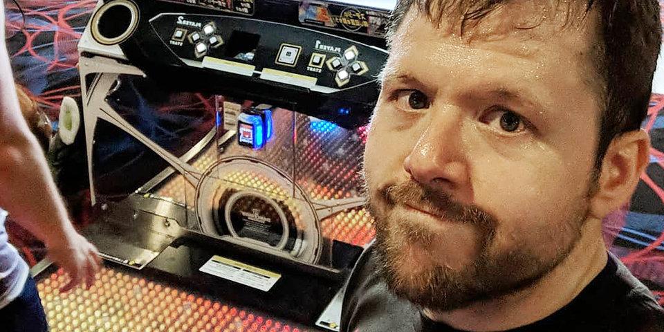 Американский геймер похудел на 56 килограмм благодаря игре