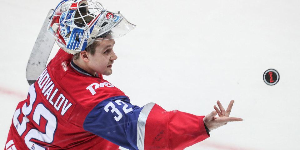 Илья Коновалов: «Елесин на тренировке мне руку отбил, вратарские сетки рвет»