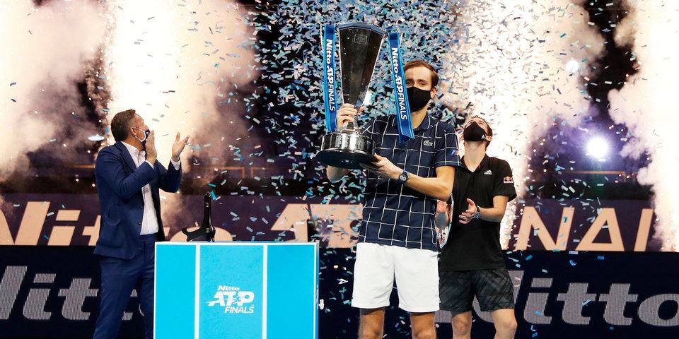 Шамиль Тарпищев: «Победа Медведева на Итоговом турнире ATP — выдающееся достижение»
