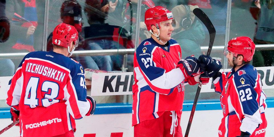 ЦСКА одержал 11-ю победу подряд