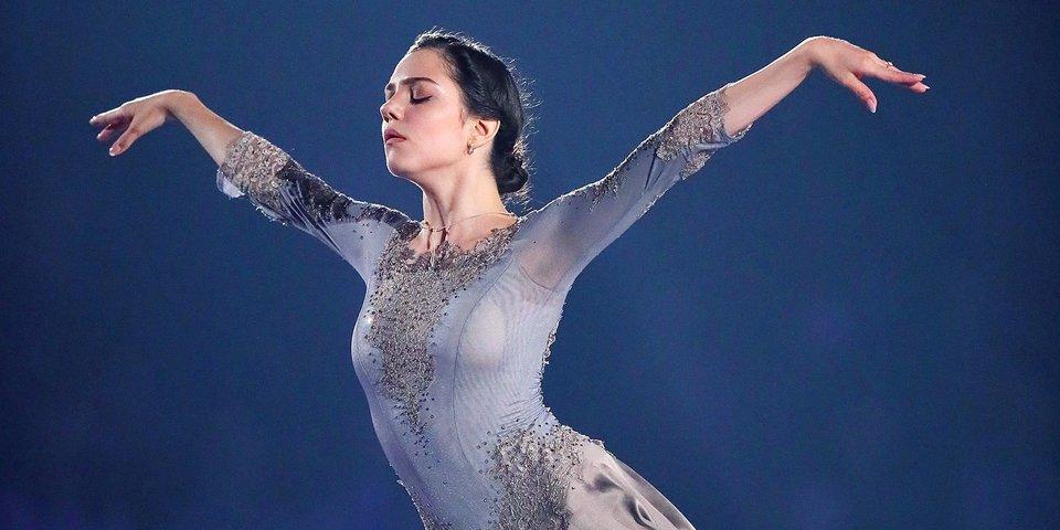 Первая фигуристка в истории ОАЭ: «Моя любимая спортсменка — Евгения Медведева»