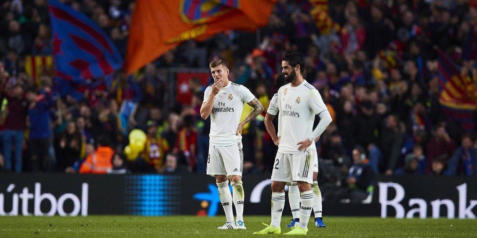 «Реалу» лучше не становится, Месси набивает статистику. Итоги первой половины чемпионата Испании