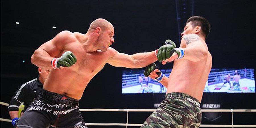Русского бойца уволили из UFC за допинг. Он решил стать лучшим в Японии
