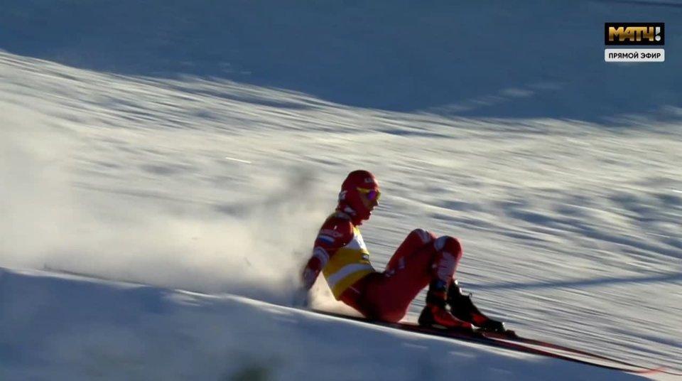 Устюгов занял четвертое место на спринте в Фалуне, Большунов упал в квалификации