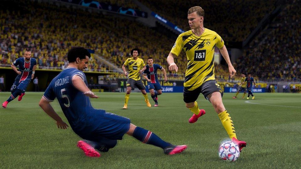 Представлен новый геймплейный трейлер FIFA 21