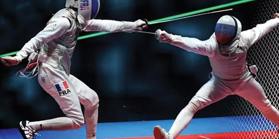 Сборная России завоевала бронзу в турнире шпажистов на ЧМ