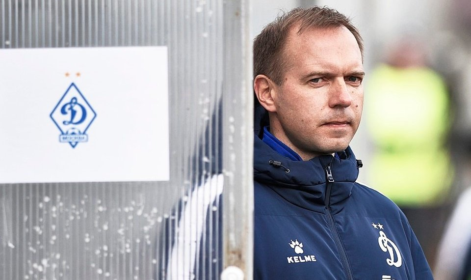 «Динамо» провело первую тренировку под руководством Кульчия