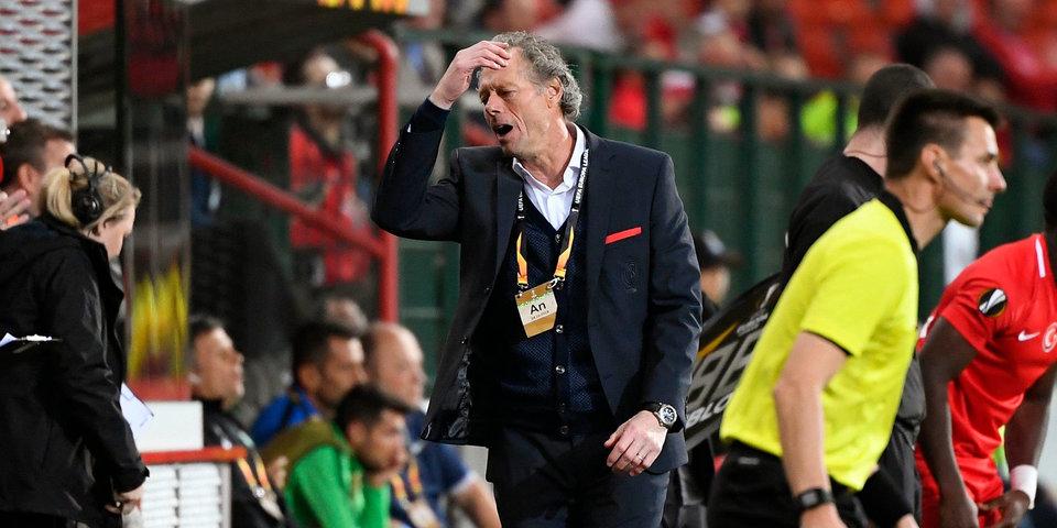 «Стандард» прервал серию без побед в чемпионате Бельгии