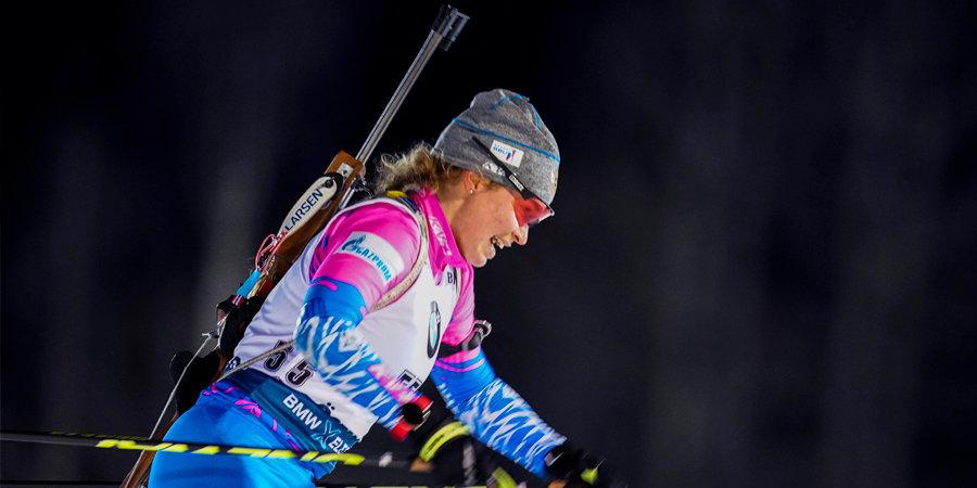 Шведы выиграли первую гонку нового сезона. Воронина и Елисеев не справились с нервами. Видео