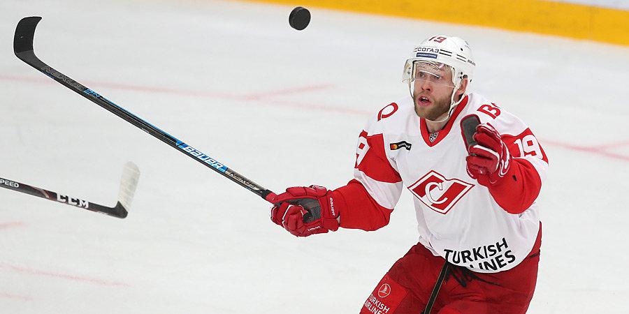 Денис Кокарев продолжит карьеру в ВХЛ. Кто еще в межсезонье перебрался из КХЛ в «вышку»