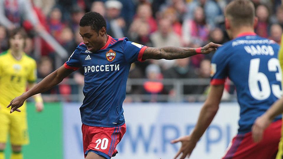 Витинью: «ЦСКА нужно подписать Вендела, он очень поможет нам»
