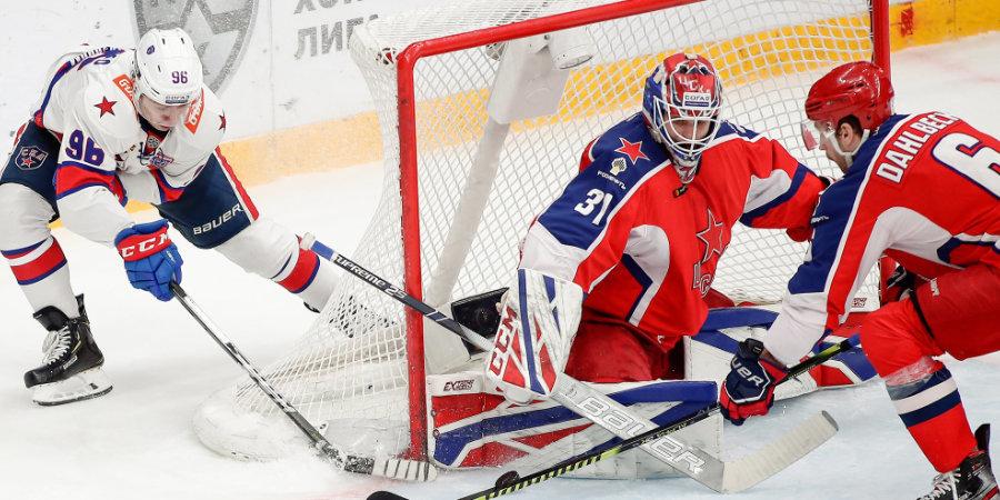 В ожидании дебюта. 7 хоккеистов, еще не сыгравших в этом сезоне КХЛ