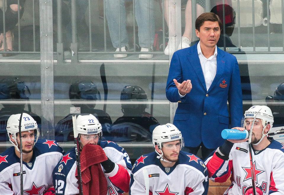 Янник Хансен: «ЦСКА ни разу не выигрывал Кубок Гагарина, и я хочу помочь ему добиться этого успеха»