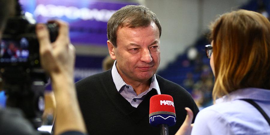 Сергей Кущенко: «Руководство Единой лиги и клубы обсуждают процедуру завершения сезона»