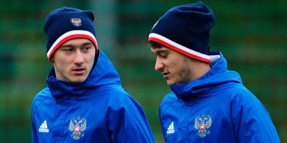 Алексей Миранчук рассказал, в чем его превосходят Головин, Зобнин и Дзюба