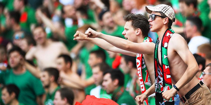 Госдума может разрешить продажу пива на стадионах с ноябре