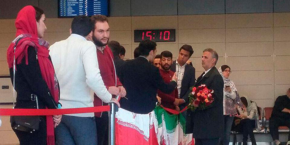 У футболистов сборной Ирана возникли проблемы при въезде в Россию