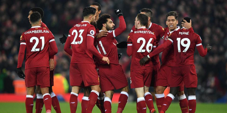 «Ливерпуль» разгромил «Манчестер Сити», Салах получил травму