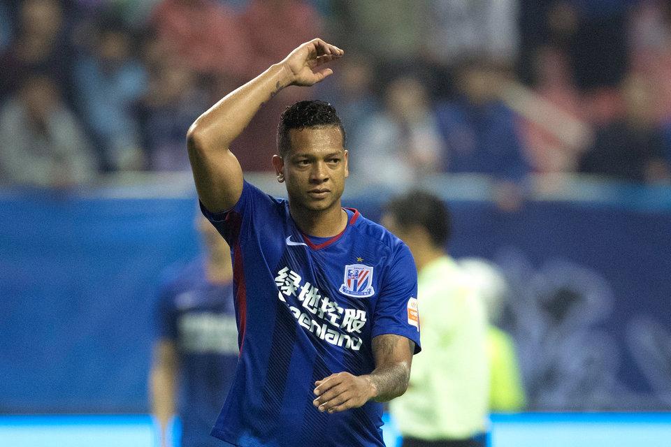 Гуарин стал игроком бразильского «Васко да Гама»