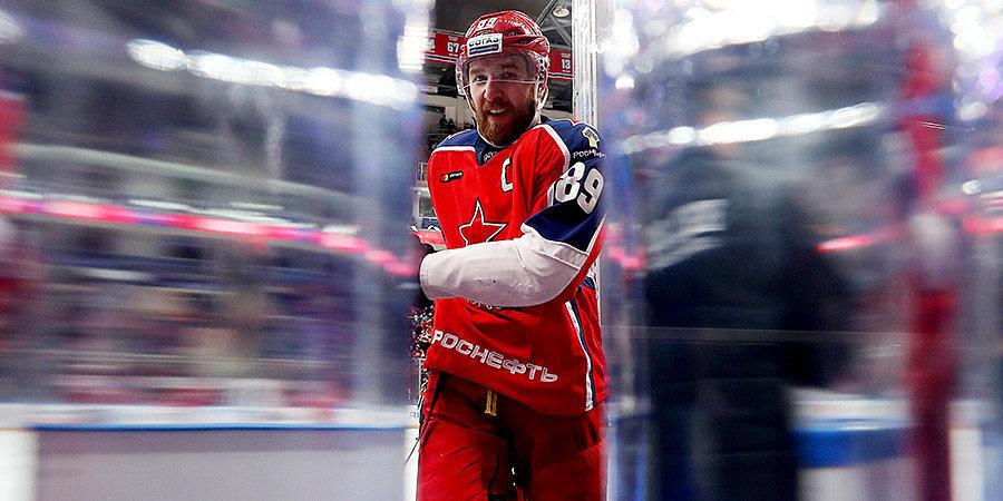 Нестеров не исключил возможного возвращения в ЦСКА