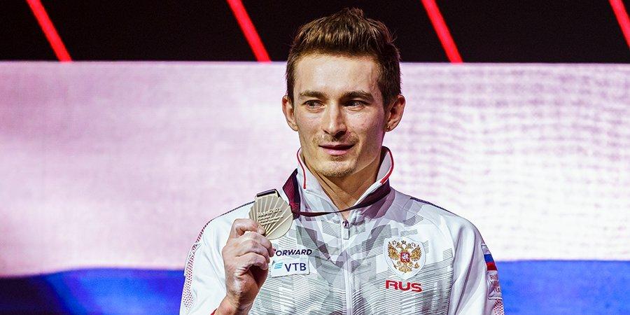 «Перед многоборьем меня хотели снимать с соревнований». Белявский выиграл золото ЧЕ там, где даже не рассчитывал на медаль